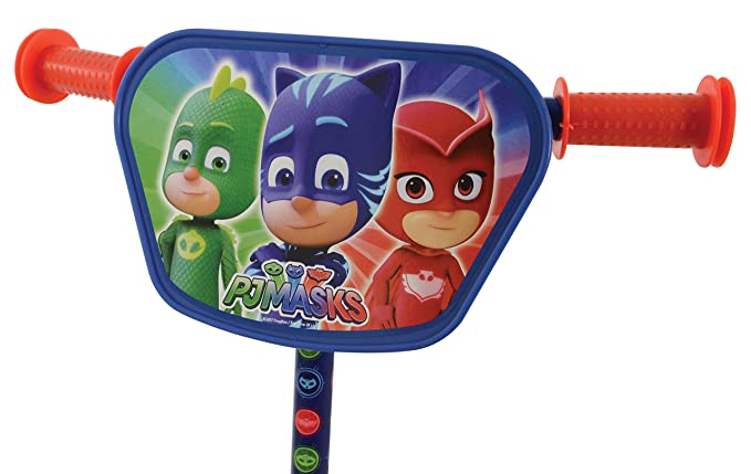 PJ Masks - Patinete My First TriScooter (M14496): Amazon.es ...