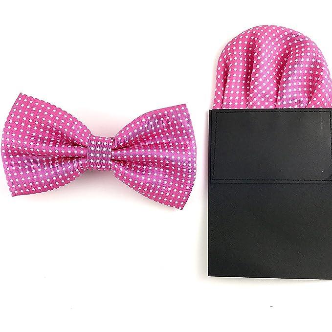 LABEL-CRAVATE - Corbata - para hombre Rosa fucsia Talla única 9mQOZ1E