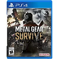 Metal Gear Survive for PlayStation 4 by Konami