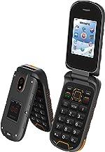 Rugged Flip Phone 4G GSM Unlocked Water Proof Shock Proof IP68