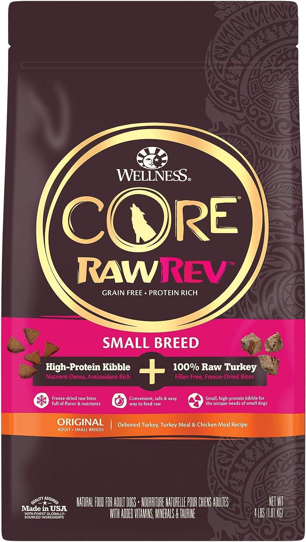 Wellness Core RawRev Grain-Free Small Breed Dog Food