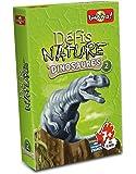 """Bioviva 0101013114 - Gioco carte """"Défis Nature"""" (Sfide della Natura), Dinosauri 2 (versione francese)"""