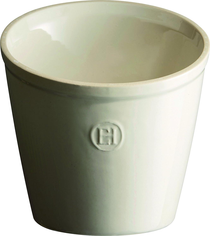 Emile Henry Ceramica Argilla 14 x 14 x 16 cm Porta-Utensili cilindrico