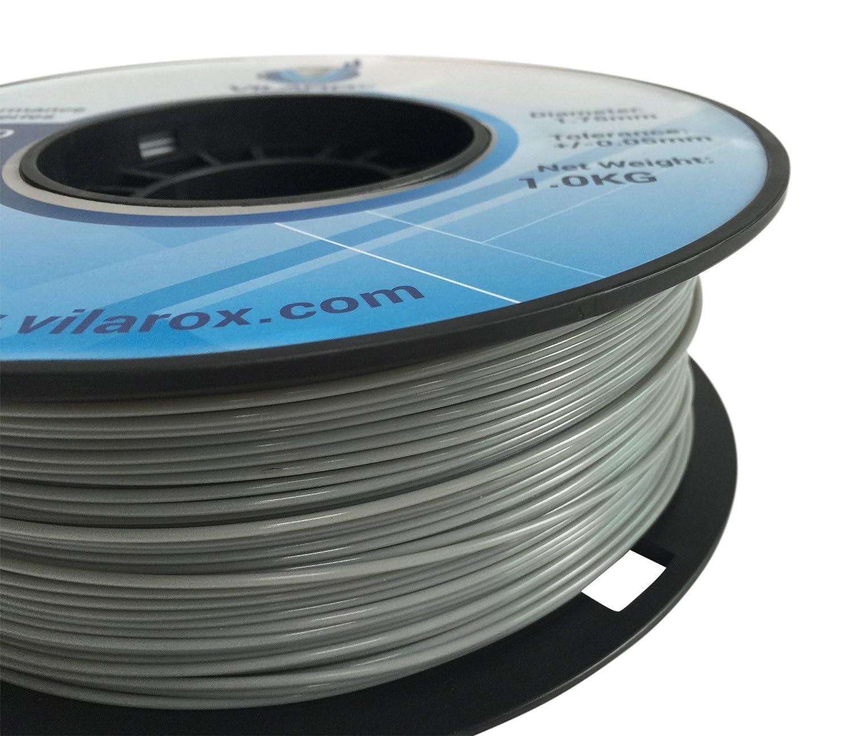 Vilarox - Filamento para impresora 3D (1,75 mm, PLA 1 kg), color ...