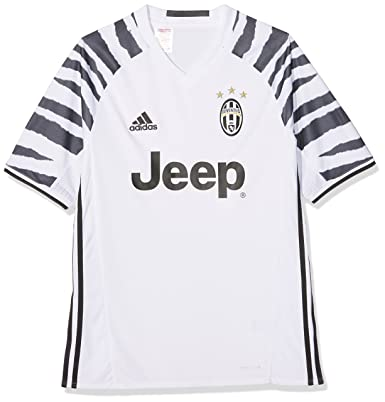 innovative design 0eeba 0f0ae adidas JUVE 3 JSY Y - 3rd football kit T-Shirt for of Juventus FC 2015/2016  for Boys