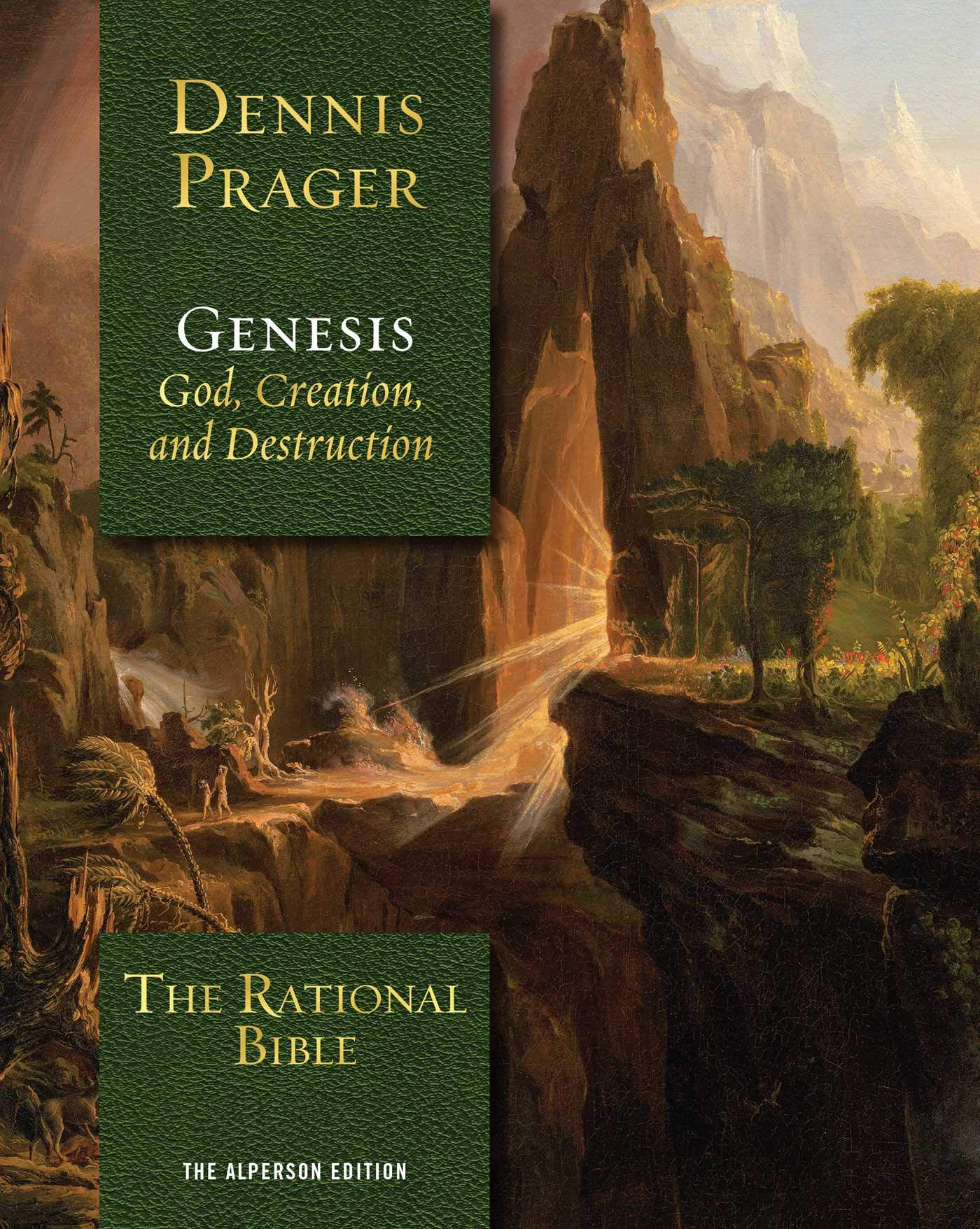 Rational Bible Genesis Dennis Prager