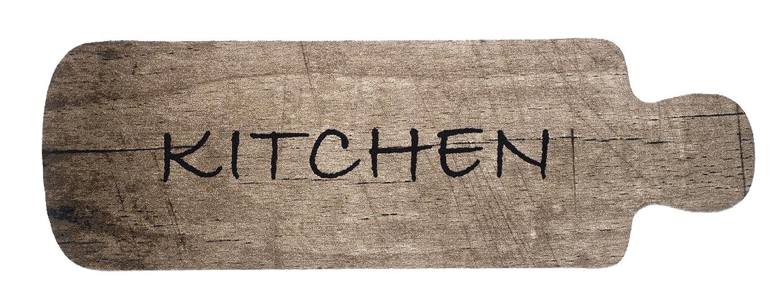 Küchenläufer / Küchenmatte / Dekoläufer für Küche und Bar / Teppich ...