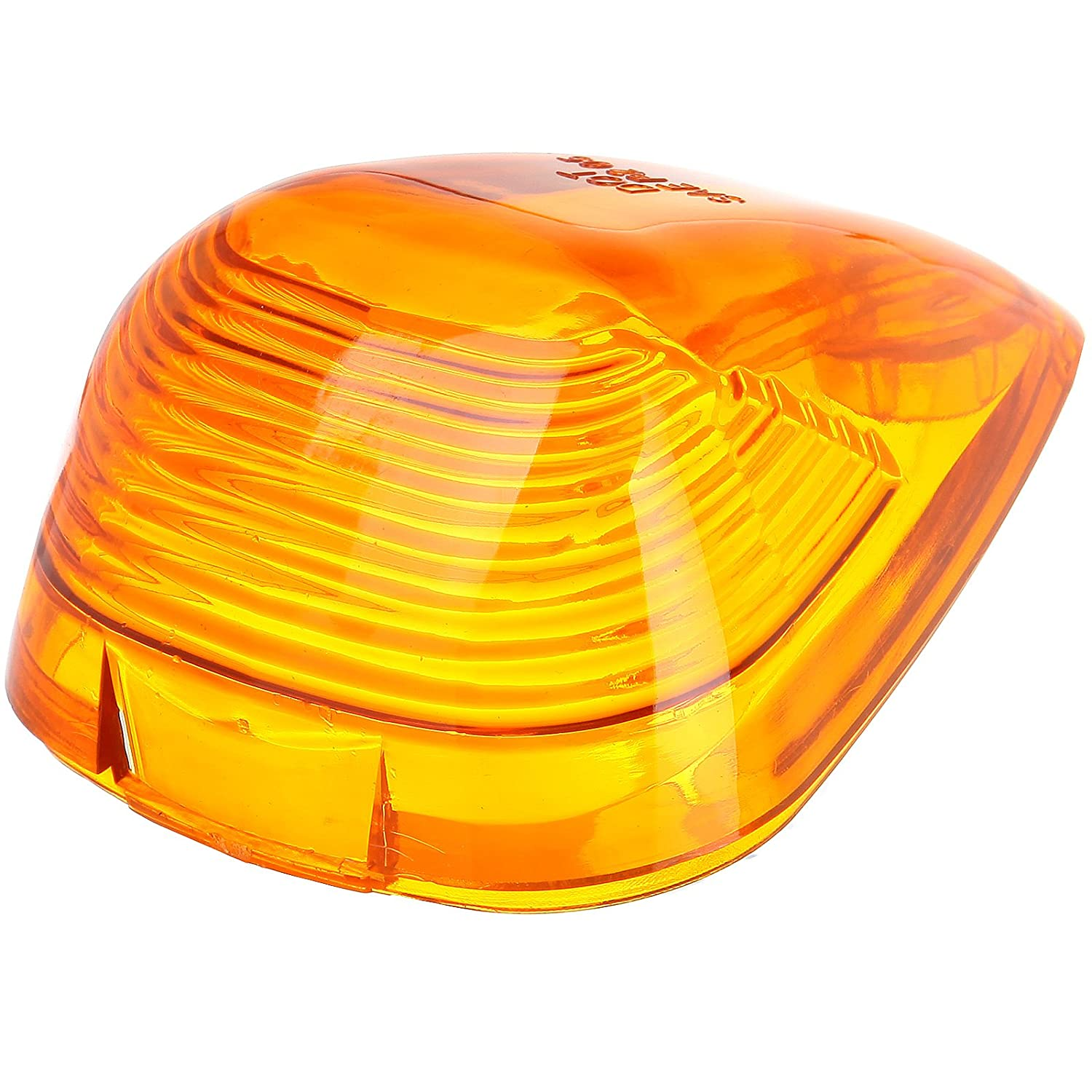 SCITOO 5pcs Roof Running Light Cab Marker Amber Cover Top Lamp Lens fit 99-15 Ford F250 F350 F450