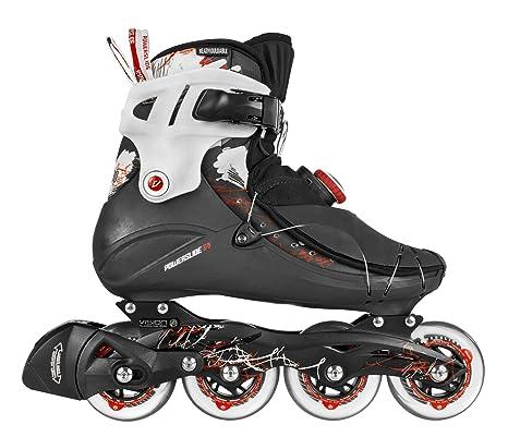 22a3ce9c336 Powerslide Herren Inline Skate Vi 80 Men: Amazon.de: Sport & Freizeit