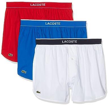 Free Shipping Cheap Cheap Sale Amazon Underwear Mens Multipack Woven Boxer (2pk) Shorts Lacoste Buy Cheap 2018 Hot Sale Sale Online Te1wvUt8P8