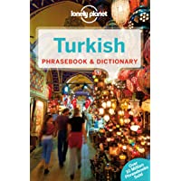 Lonely Planet Turkish Phrasebook amp; Dictionary