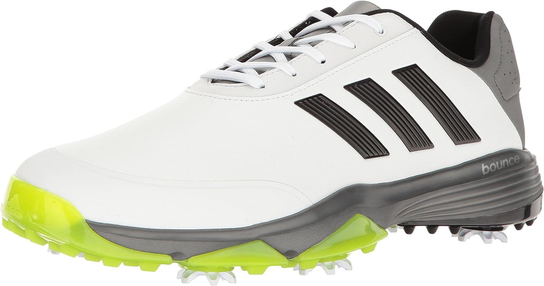adidas Men's Adipower Bounce WD Ftwwht Golf Shoe