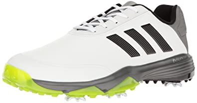 best sneakers e8f10 a4e44 adidas Mens Adipower Bounce WD Golf Shoe, White, ...