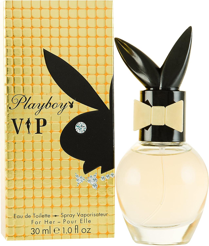 VIP Playboy Eau de Toilette Spray for