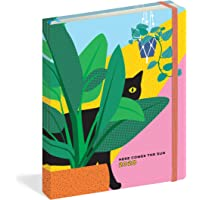 Here Comes the Sun 17-Month Personal Planner with 500+ Stickers 2019-2020
