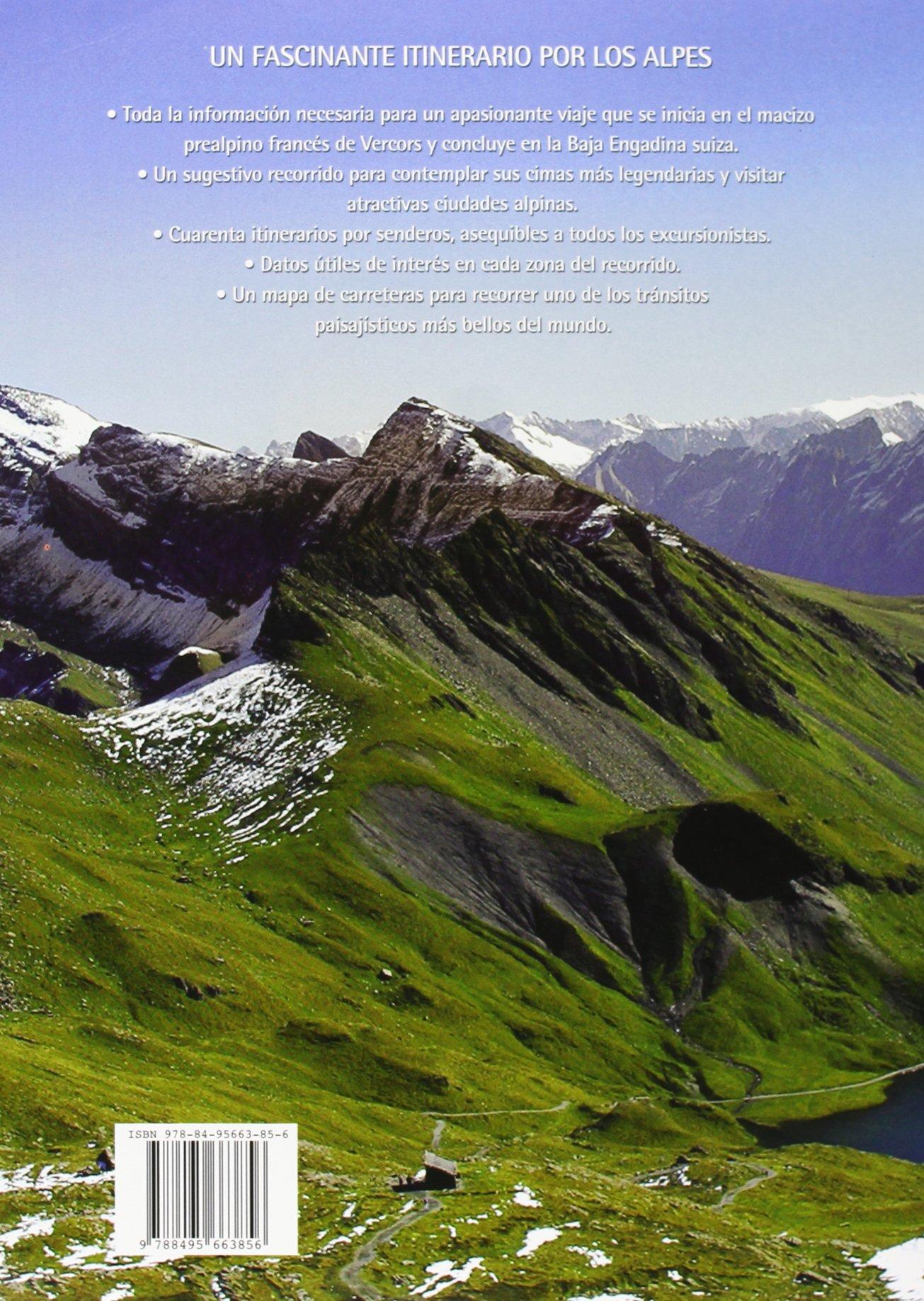 Alpes para todos - guia (+ mapa): Amazon.es: Iturriza, Antxon: Libros
