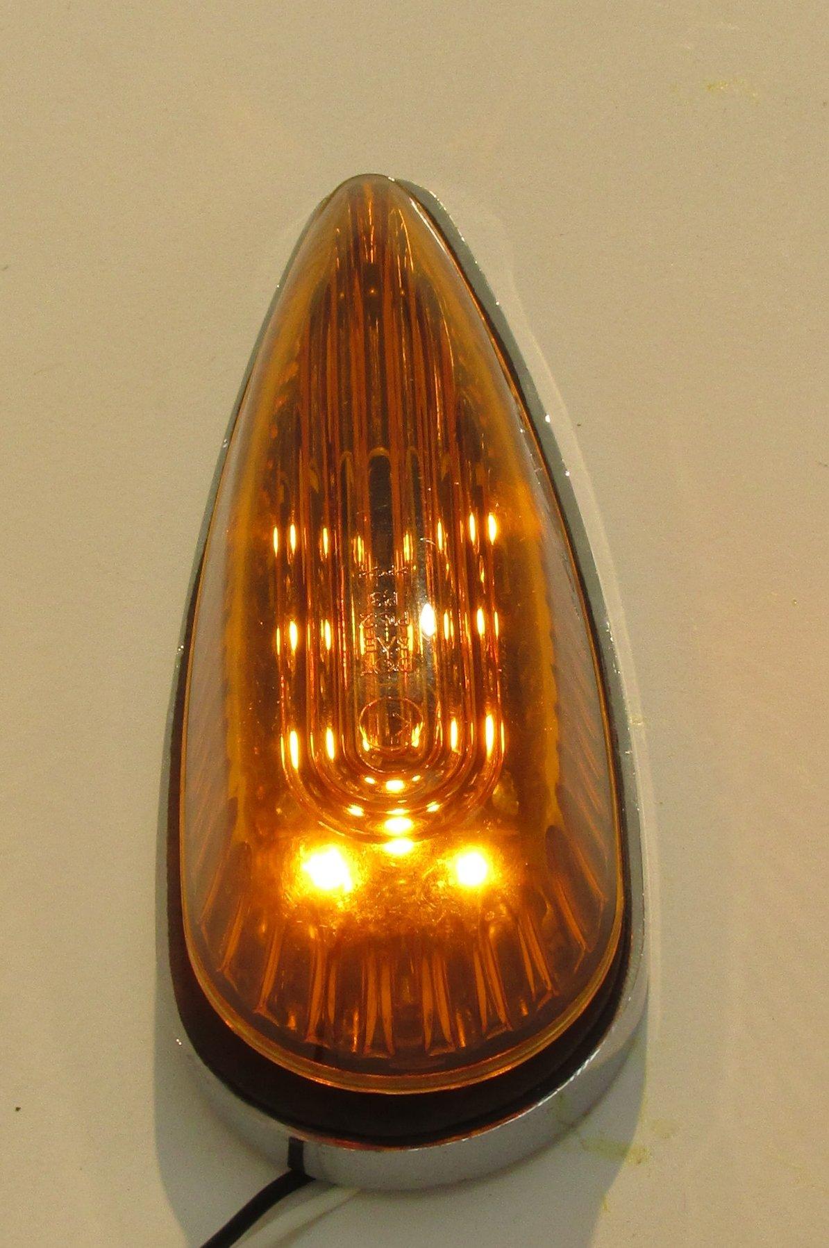 Kaper II L04-0013-NEW Amber LED Marker/Clearance Light