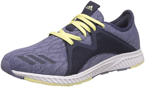 newest a425a 15cda Adidas Womens Edge Lux 2 SuppurTrabluIceyel Running Shoes - 4 UK