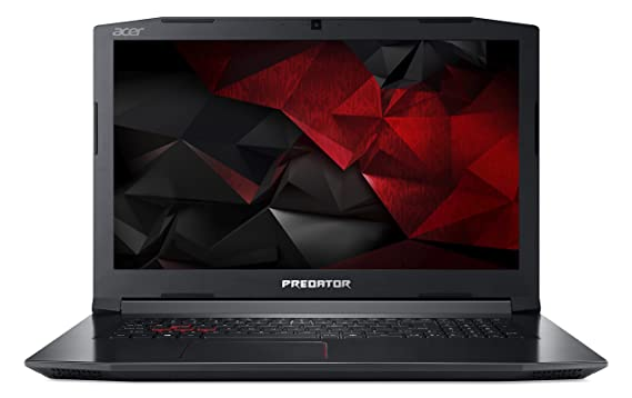 Acer Predator PH317 i5 17.3 Black