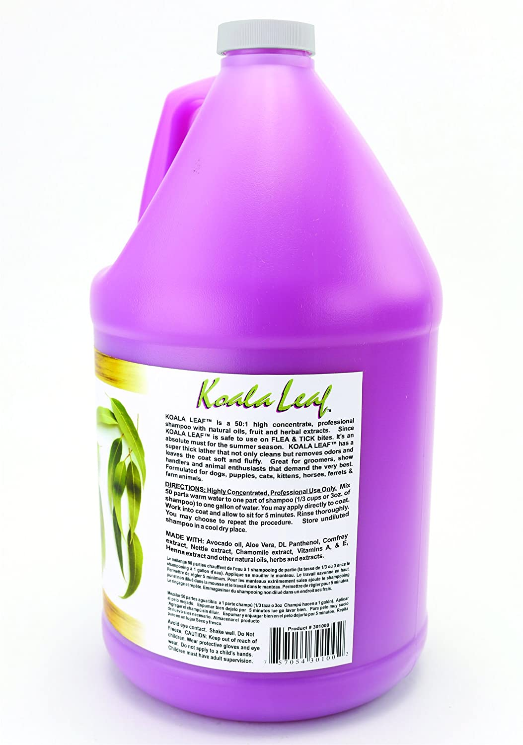 : Amazon.com: Kelco Koala Leaf Shampoo Gallon