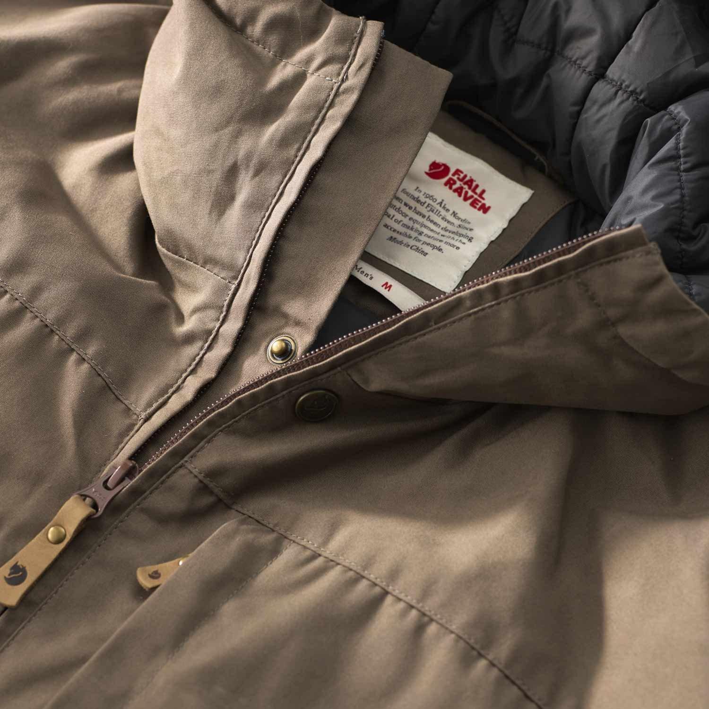 2ef2cf4d854063 Fjäll Räven Kiruna Padded Jacket-Red Oak-S  Amazon.de  Bekleidung