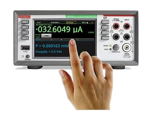 Keithley DMM6500 6 -Digit Touchscreen Multimeter
