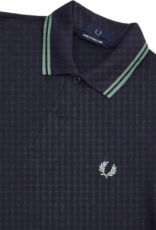 Fred Perry Mens Polo Shirt: Amazon.es: Ropa y accesorios