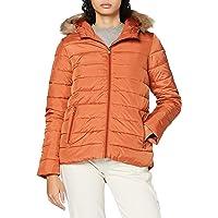 Roxy Rock Peak Fur - Chaqueta Con Capucha Y Acolchado Resistente Al Agua Para Mujer Chaqueta Con Capucha Y Acolchado…