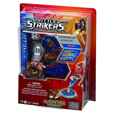Battle Strikers Metal Xs Hyper Strike - 29897 - Iceblade