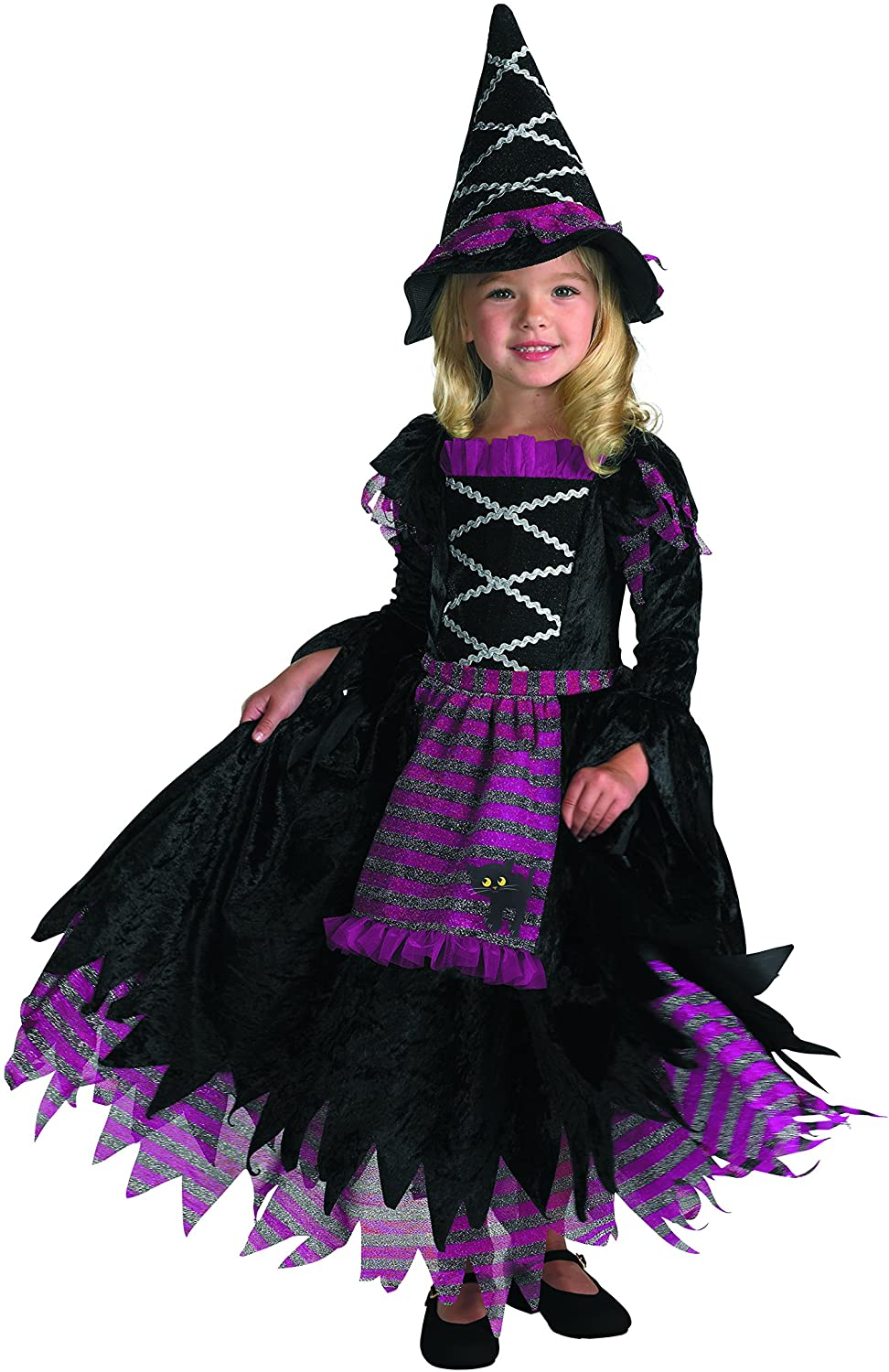 Amazon Com Disguise Fairytale Witch Costume Toys Games