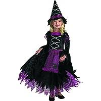 Fairytale Witch Girls Costume, 4-6X