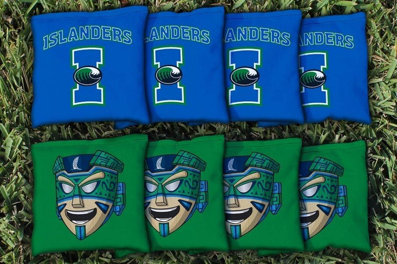 Victory Tailgate NCAA Collegiate Regulation Cornhole Game Bag Set (8 Bags Included, Corn-Filled) - Texas A&M Corpus Christi Islanders 819xebYkuRL