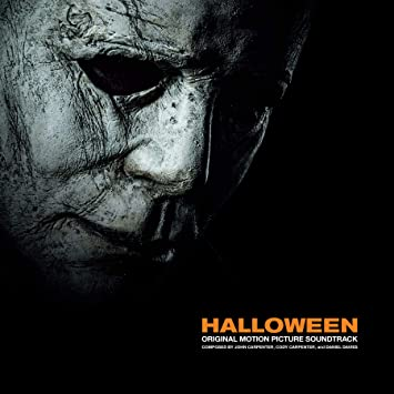 Resultado de imagen de john carpenter halloween 2018 soundtrack cd