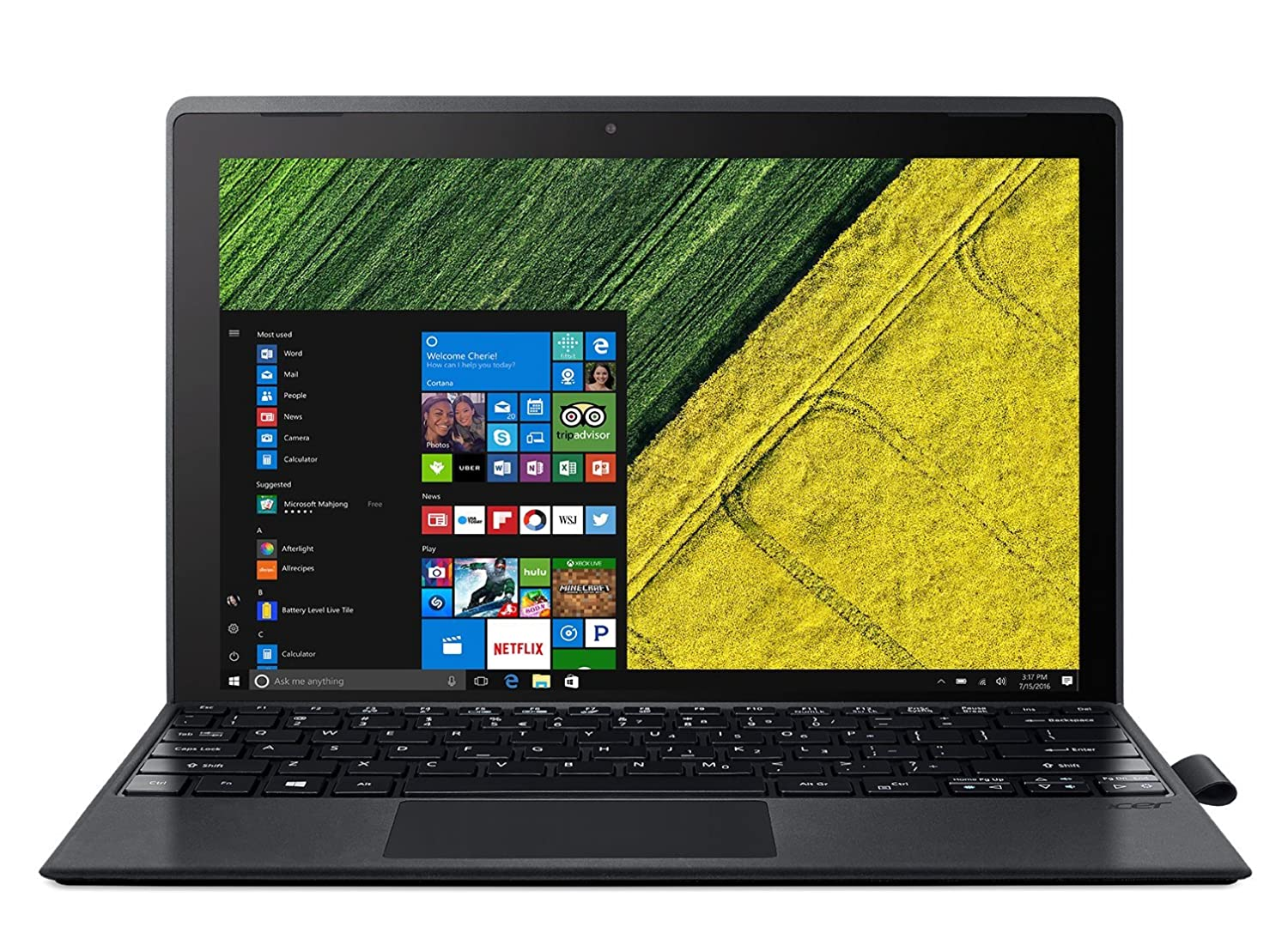 Acer Switch SW312-31-P3FT - Ordenador 2 en 1 de 12.2