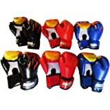 【 ボクシング グローブ 大人 子供 用 】 選べる カラー 通気性 のよい メッシュ 素材 でハードな 練習 も 快適 家族 親子で ボクシング