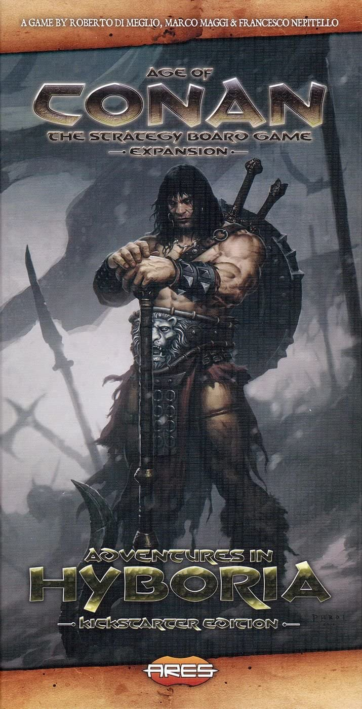 Age of Conan: Adventures in Hyboria: Amazon.es: Juguetes y juegos