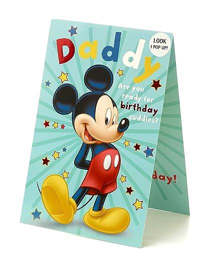 Carlton 465208-0-1 - Tarjeta de cumpleaños con diseño de ...