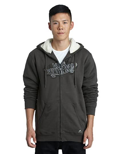 sweat homme vans taille s