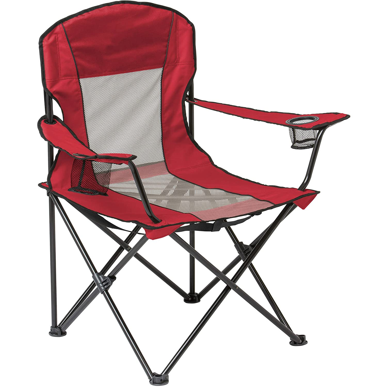 Ozark Trail Premium Oversized Mesh Quad silla: Amazon.es ...