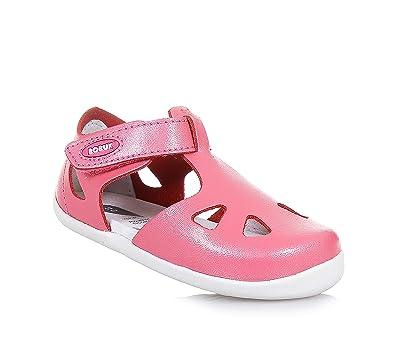 a9c4a55d54eb73 Bobux Step Up Zap Sandal Leather Sandals  Amazon.co.uk  Shoes   Bags