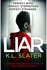 Liar: A gripping psychological thriller with a shocking twist Kindle Edition