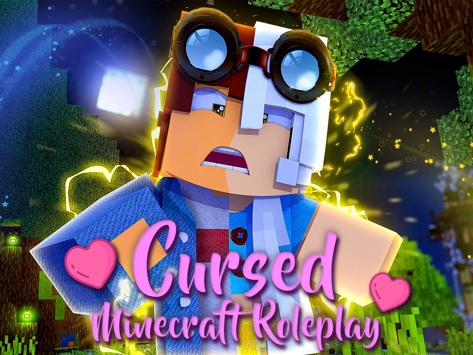 Cursed (Minecraft Roleplay) on Amazon Prime Video UK