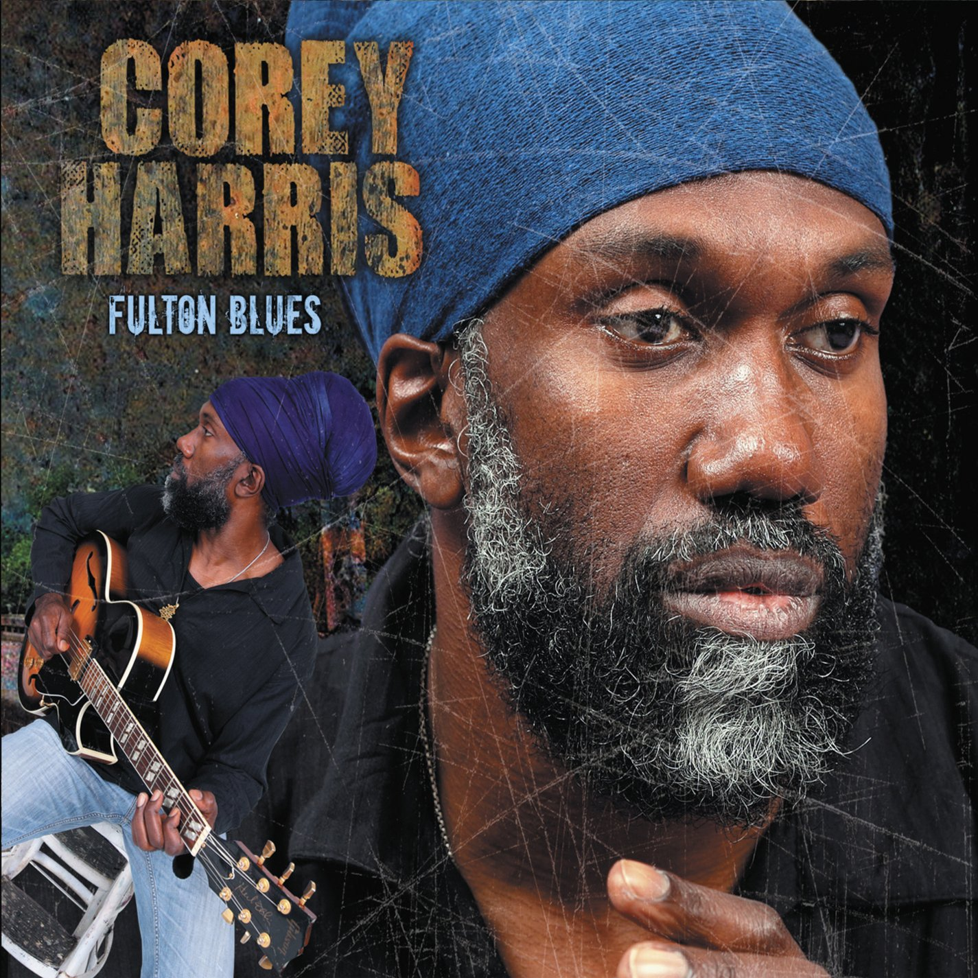 CD : Corey Harris - Fulton Blues (CD)