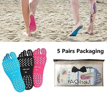 Amazon.com: fairydreamy playa descalzo calcomanía ...