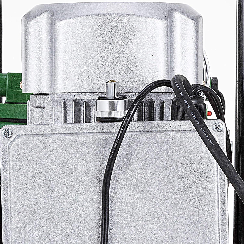 Mophorn Pompe Hydraulique Electrique 750W Commutateur /à P/édale