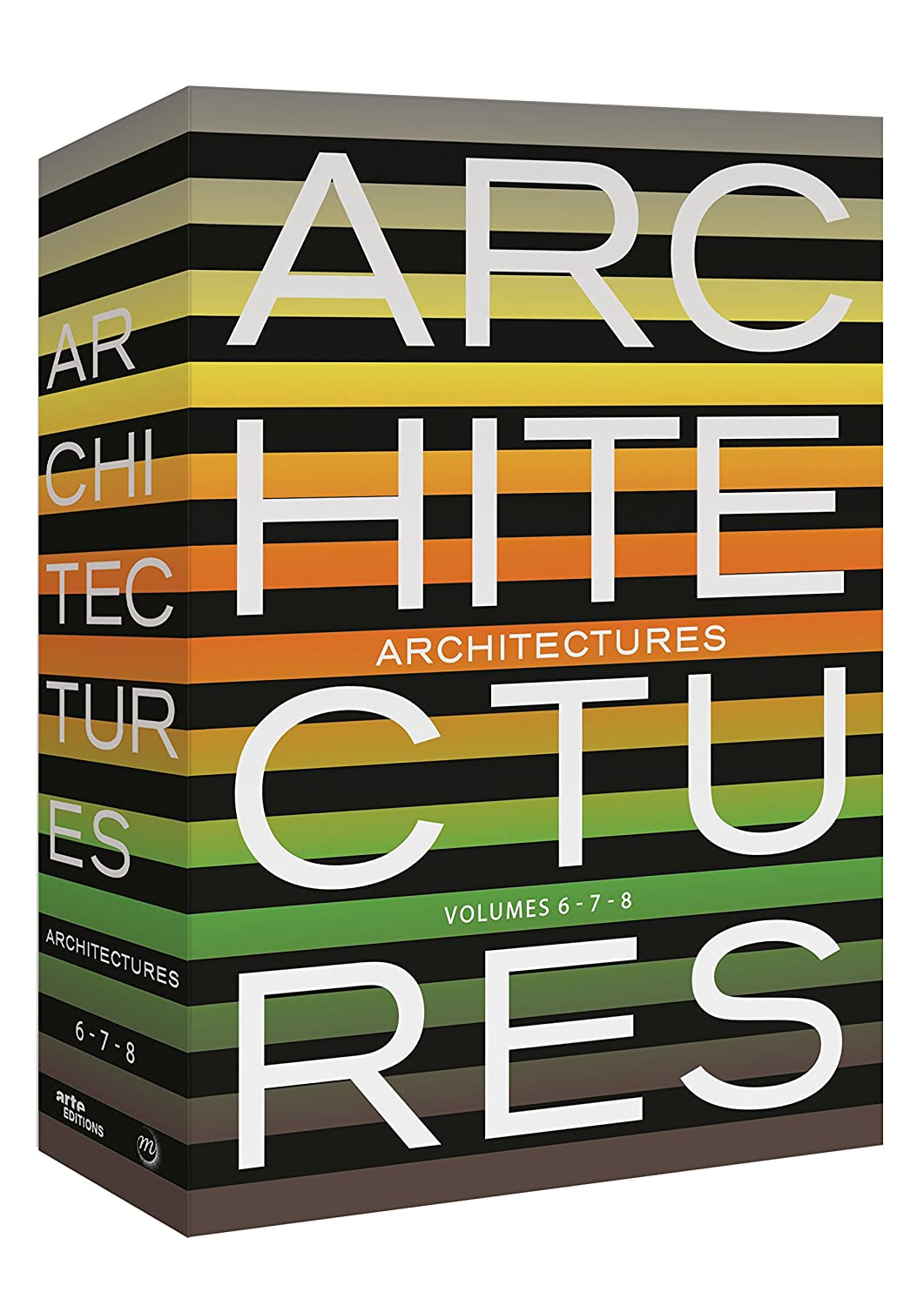 Amazon.com: Architectures - Volumes 6 - 7 - 8: Movies & TV