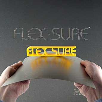 Flex-Sure - Placa de construcción 3D, 203 mm, 20,3 cm, alta ...
