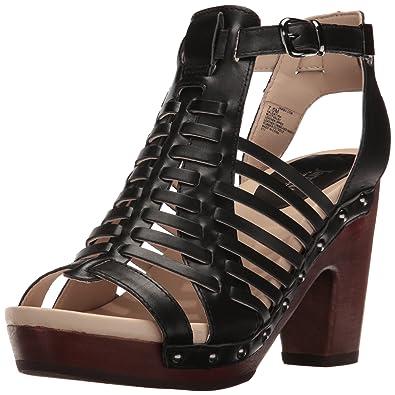 82ab9736fd7 Jambu Women s Valentina Platform Dress Sandal Black 9.5 ...