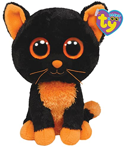 6aeda0c3799 Image Unavailable. Image not available for. Color  Ty Beanie Boos Moonlight  - Black Cat