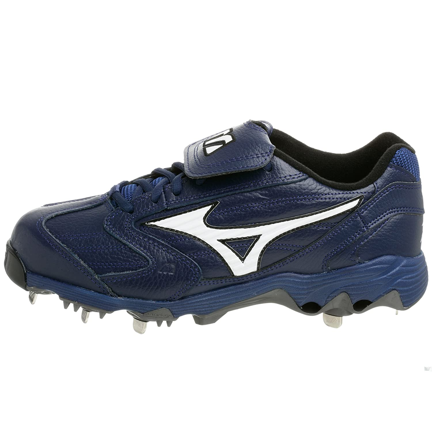 Mizuno Mens 9-Spike Classic Low G4 Cleat